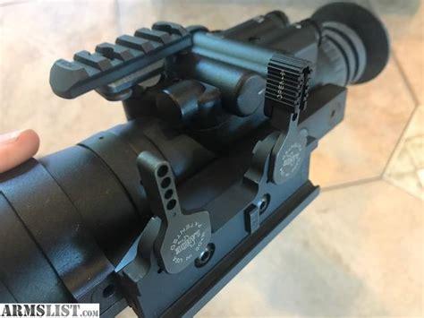 D760 Gen 3 Night Vision Scope