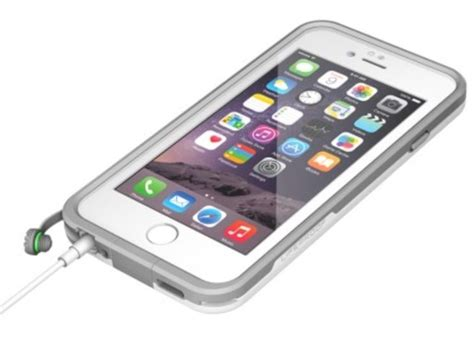 lifeproof iphone 6 lifeproof iphone 6 waterproof release is here