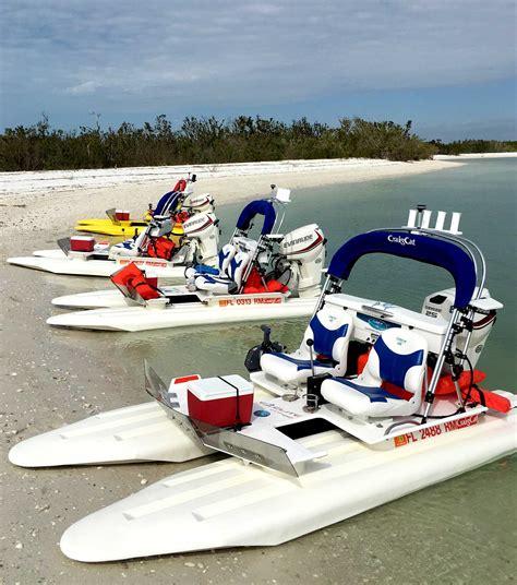 Marco Island Boat Rental by Koolcat Eco Tours Craigcat Boat Rental Marco Island Fl