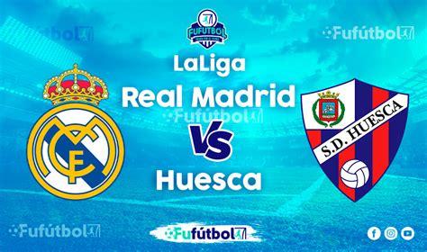 Real Madrid vs Huesca en VIVO y en DIRECTO la Liga ...