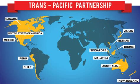 tpp  trans pacific partnership overview
