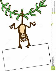 Jungle Monkey Clipart - Clipart Suggest