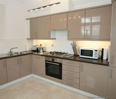 contemporary kitchen cabinets dark | Design Idea and ...