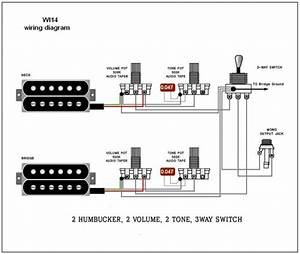 Electric Guitar Wiring Diagrams And Schematics