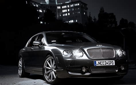 bentley continental flying spur wallpaper hd car