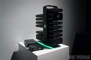 Modular Phones Razer Reveals Project Christine The Concept Gaming Pc