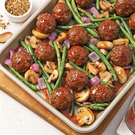 comment cuisiner des boulettes de boeuf boulettes de boeuf caramélisées recettes cuisine et nutrition pratico pratique
