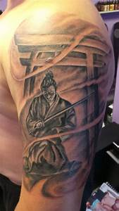 Samurai Tattoos Designs, Ideas and Meaning | Tattoos For You