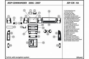 2006 Jeep Commander Wiring Diagram