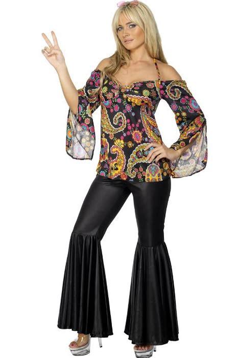 groovy hippie costume     smiffys