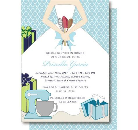 Bridal Kitchen Shower Invitations - stock the kitchen bridal shower invitation kitchen shower