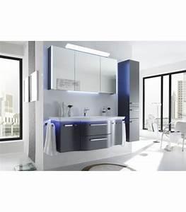 Meuble Salle De Bain Suspendu : meuble suspendu salle de bain contea 134 banyo ~ Edinachiropracticcenter.com Idées de Décoration