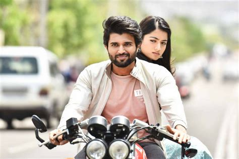 New Song From Geetha Govindam Puts Vijay