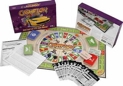 Cashflow Board English 101 Cash Flow Games