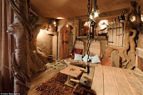 belgium 39 s la balad des gnomes hotel has rooms to stay in daily mail