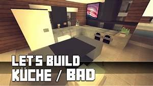 Minecraft Möbel Bauen : minecraft m bel tutorial moderne k che bad 4 haus nr 10 youtube ~ A.2002-acura-tl-radio.info Haus und Dekorationen