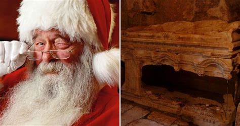 Santa's Grave Found In An Unexpected Location   TheRichest.com