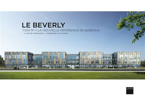 le beverly by dtz strasbourg issuu