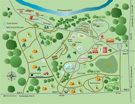 map  spirit  suwanee directions spirit