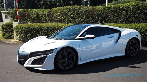 2017 Acura Nsx Specs…finally