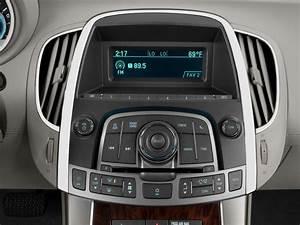 Image: 2012 Buick Lacrosse 4-door Sedan Base FWD Audio