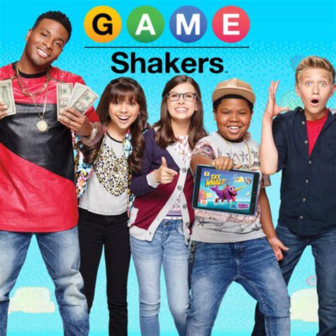 Game Shakers New Episodes, Videos and Games on Nick.co.uk