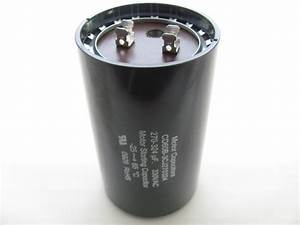 Cd60b-3cj270324 270-324 Uf 330 Vac Capacitor