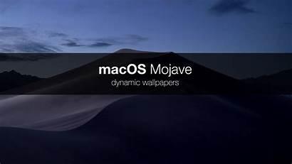 Mac Dynamic Macos Mojave Apple Wallpapers Os