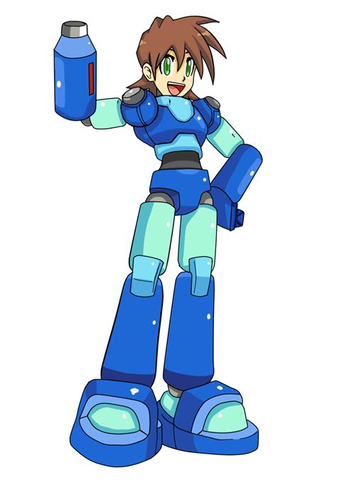 Megaman Volnutt By Ss2sonic On Deviantart