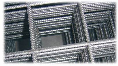 Mesh Wire Steel Welded Icon Construction Building