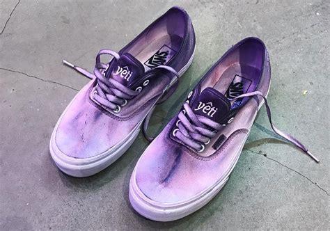 yeti  vans purple authentic release info sneakernewscom