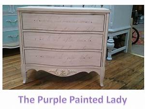 """How To Make A """"Wash"""" with Chalk Paint® The Purple"""