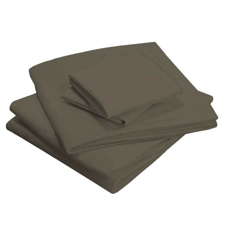 100 egyptian cotton 4 piece extra deep pocket sheet set