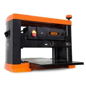 wen  amp    blade benchtop corded thickness planer