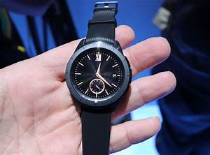 Samsung Launches New Galaxy Watch With A Built In