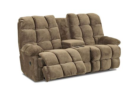 Mocha Reclining Sofa Loveseat by Best Buy Furniture And Mattress Brownsville Mocha Console