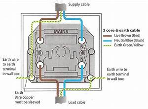 30 Amp Wiring Diagram For Rocker Switch