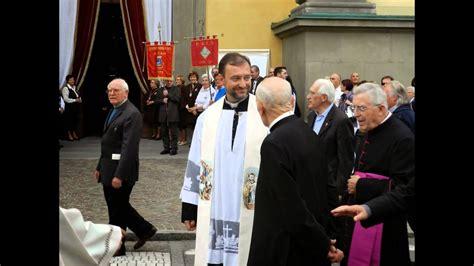 ingresso nuovo parroco ingresso nuovo parroco a leffe bg don giuseppe