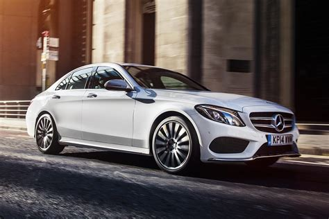 Mercedesbenz C 250 D Amg Line Review 2015 Road Test