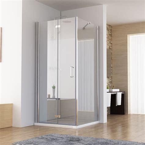 pendeltür dusche 90 cm 75 x 90 cm duschkabine eckeinstieg dusche faltt 252 r duschwand 90cm seitenwand 195 ebay