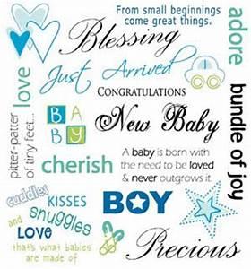 Newborn Baby Bo... Baby Boy Life Quotes