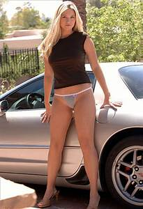 Girls N Cars Images Brunettes And Blondes Wallpaper And