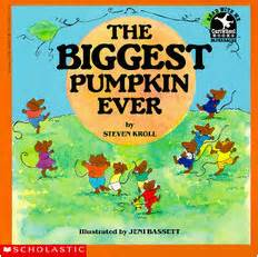 Pumpkin Books For Preschoolers by Books For Teaching With Pumpkins Scholastic Com