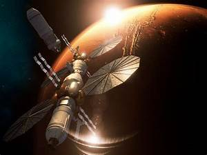 Mars mission: Lockheed Martin reveals plan for space ...