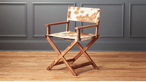 Cowhide Store by Curator Cowhide Chair Reviews Cb2
