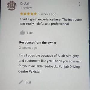 Punjab Driving Center