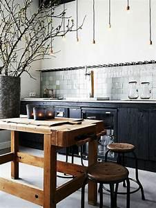 Table De Cuisine Haute : la table haute de cuisine est ce qu elle est confortable ~ Dailycaller-alerts.com Idées de Décoration