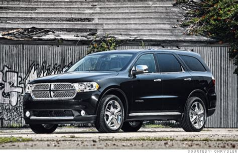 how cars run 2011 dodge durango transmission control suvs now least likely vehicles to roll over jun 9 2011