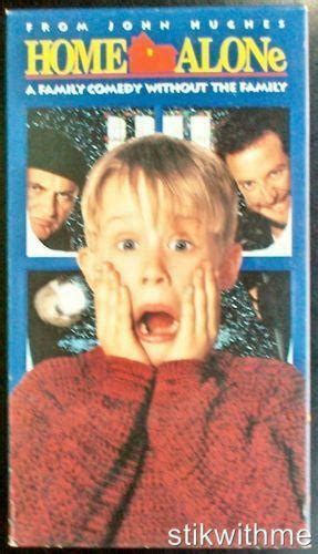 Home Alone Vhs Ebay
