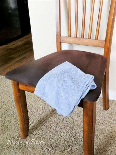 how to clean microfiber furniture angela says